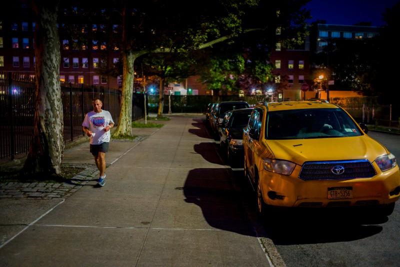 The 3100 Mile  Self Transcendence Race