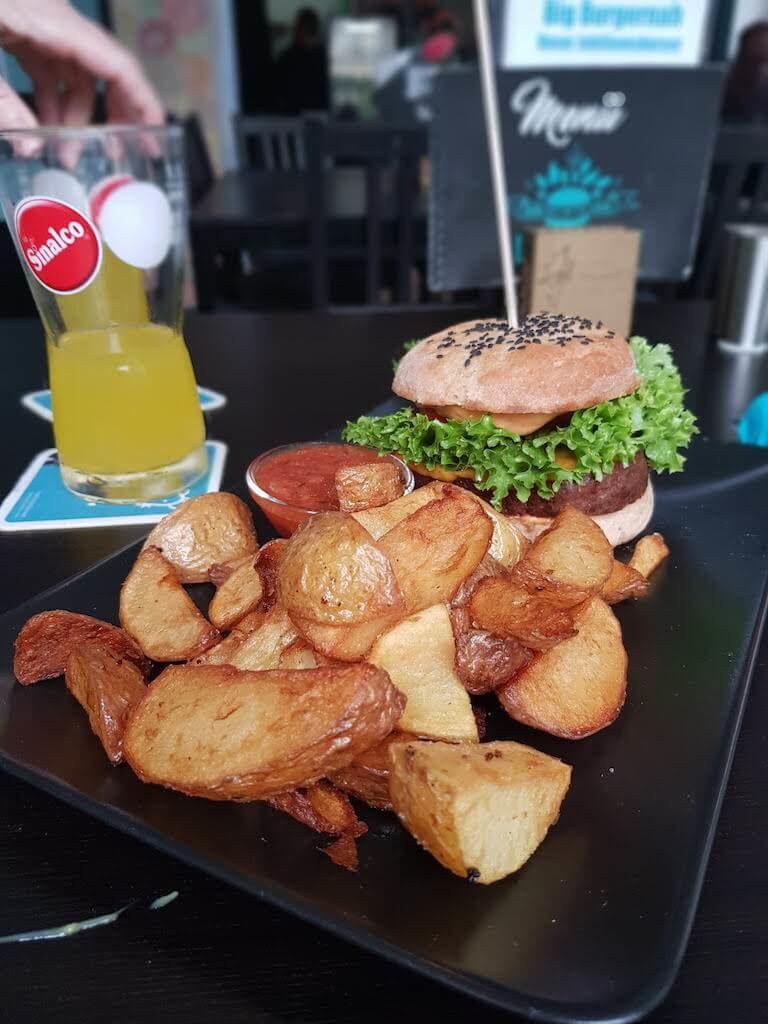hannover veggie burger